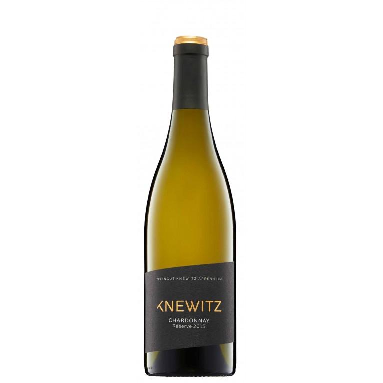 2018 Chardonnay Reserve trocken (Restmenge)