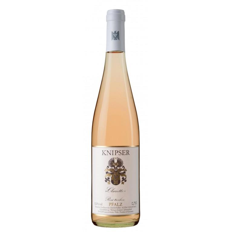 2013 Cuvée Rosé CLARETTE trocken von Weingut Knipser