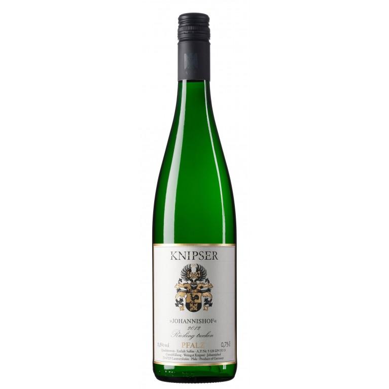 2019 Riesling 'Johannishof' trocken (ausverkauft)
