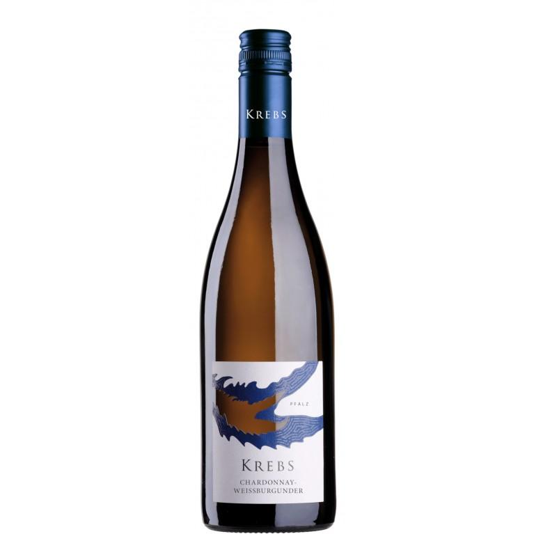 Krebs Chardonnay-Weißburgunder trocken - BIO