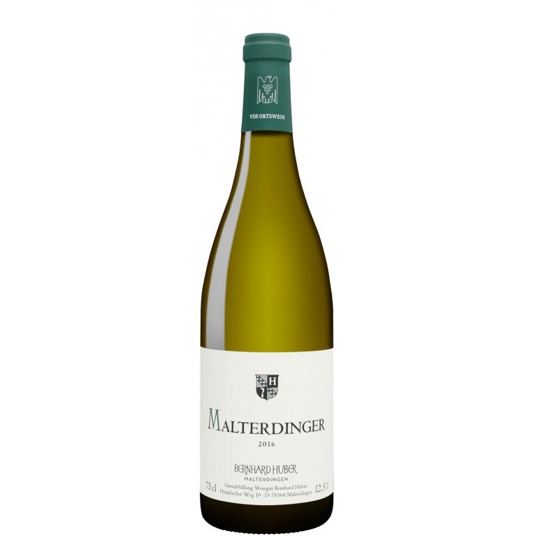 Bernhard Huber 2018 Malterdinger Cuvée Weiss trocken