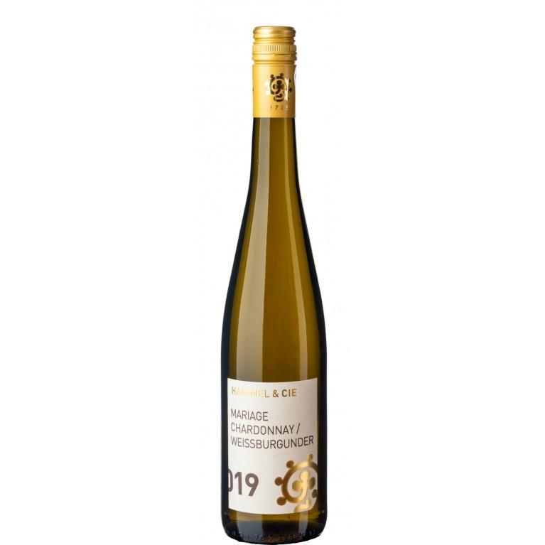 Hammel 'Mariage' Chardonnay & Weißburgunder trocken