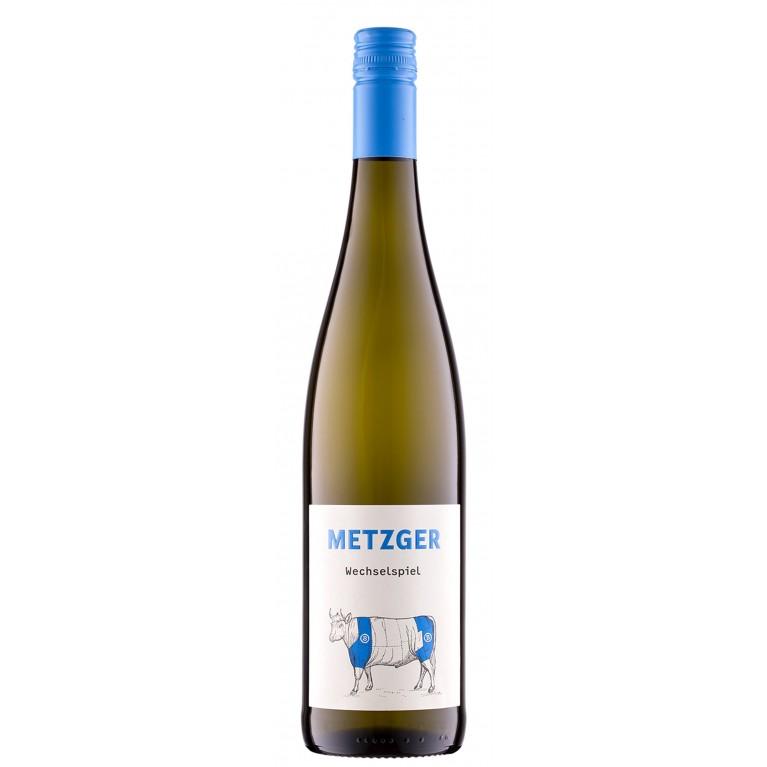 Metzger Wechselspiel Weißwein