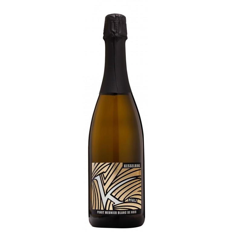 Kesselring Sekt Pinot Meunier Blanc de Noir