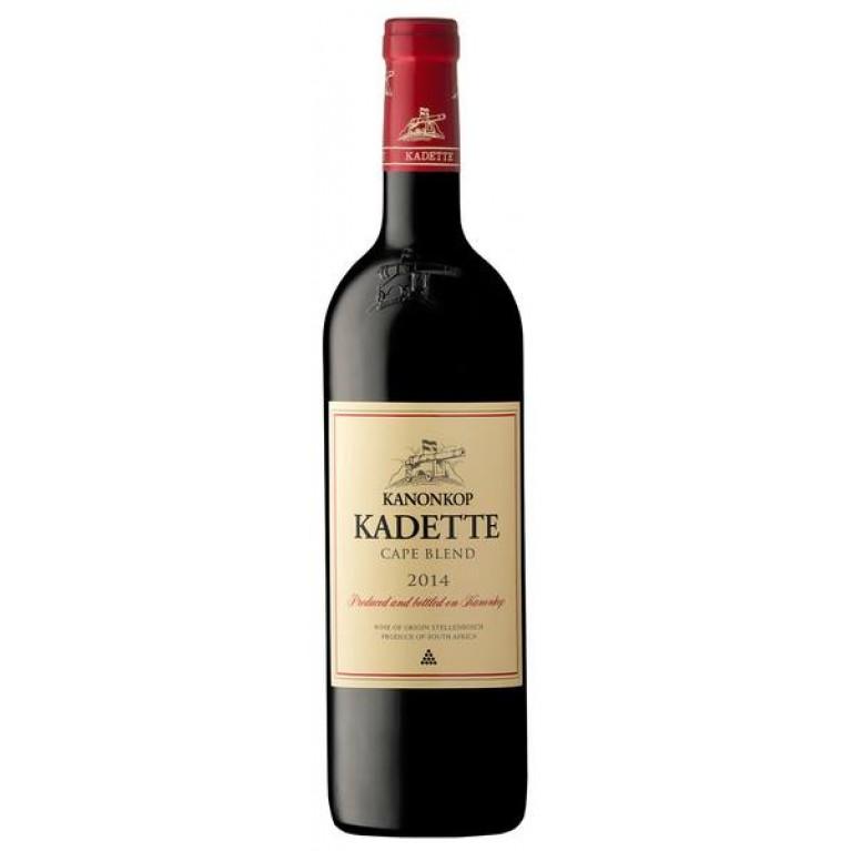 """2014 """"Kadette"""" Cape Blend trocken Kanonkop"""
