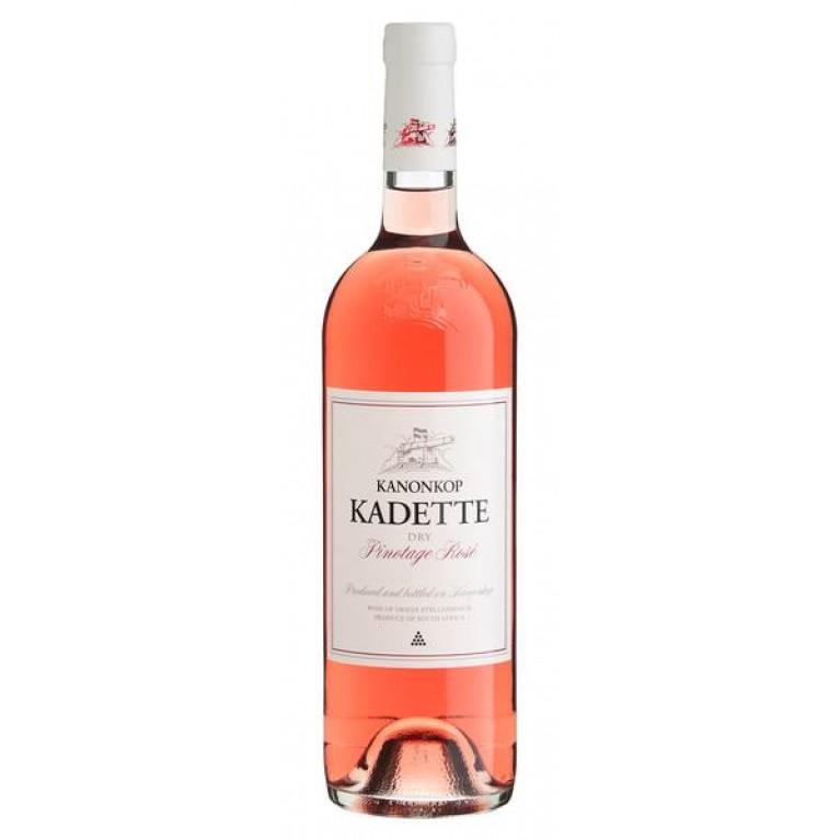 """2016 """"Kadette"""" Rosé trocken Kanonkop"""