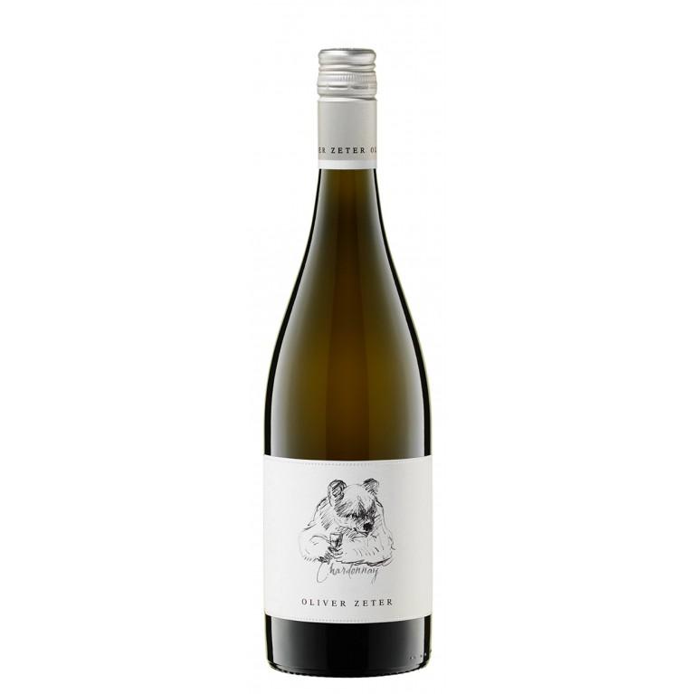 Oliver Zeter Chardonnay trocken 2015