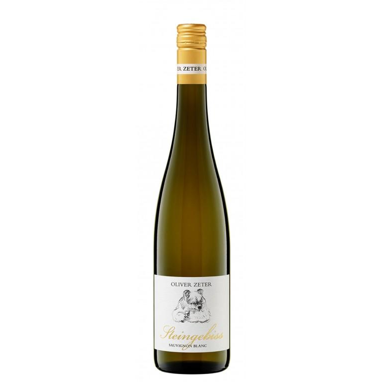 Oliver Zeter Sauvignon Blanc Steingebiss trocken 2015