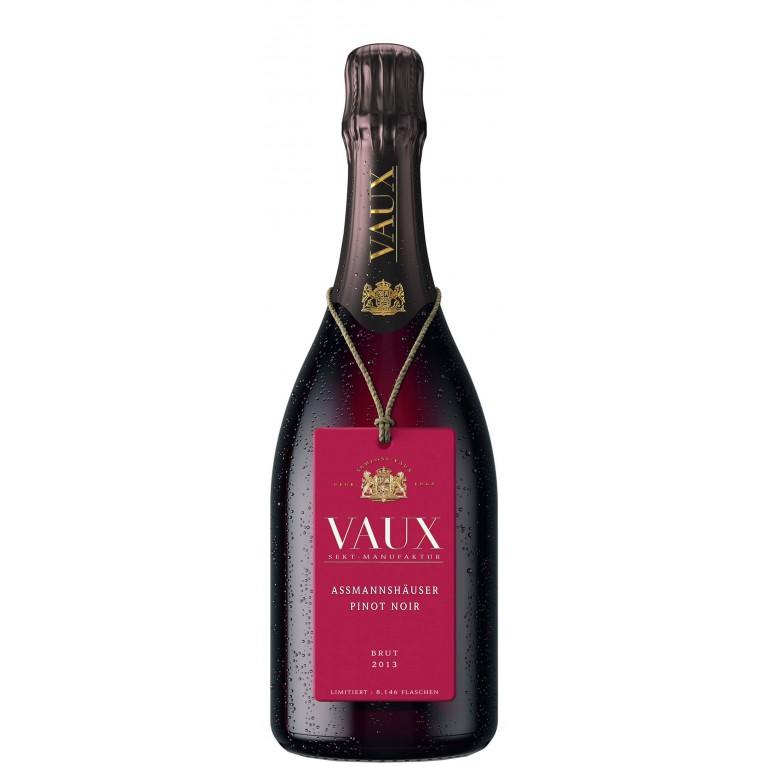Vaux Assmannshäuser Pinot Noir brut