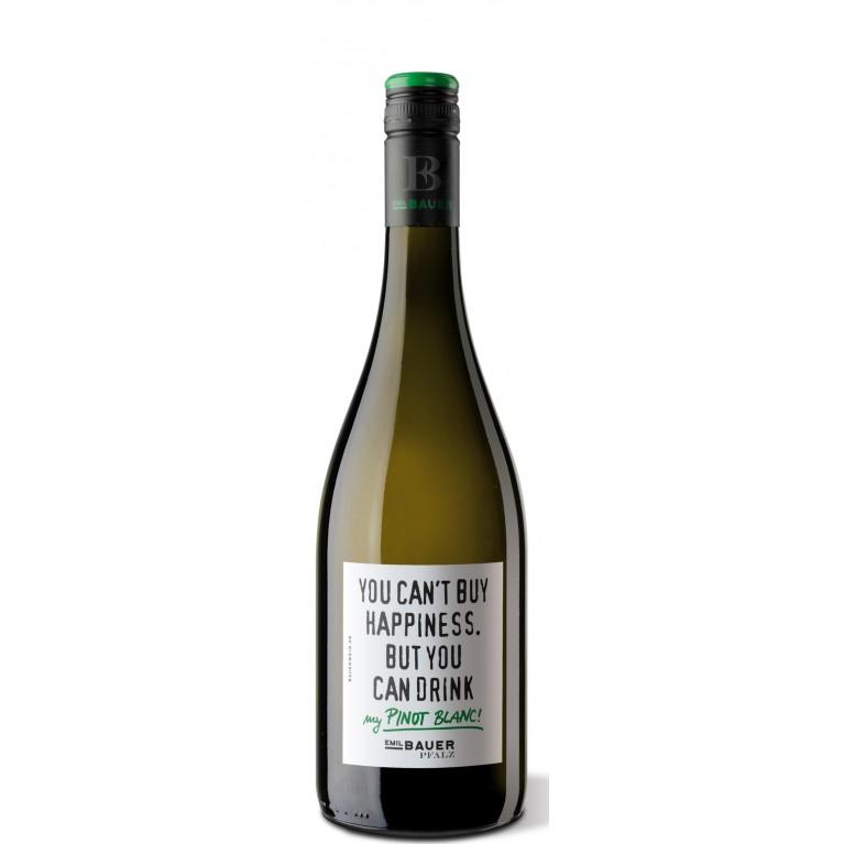 Emil Bauer Pinot blanc 'Happy' trocken