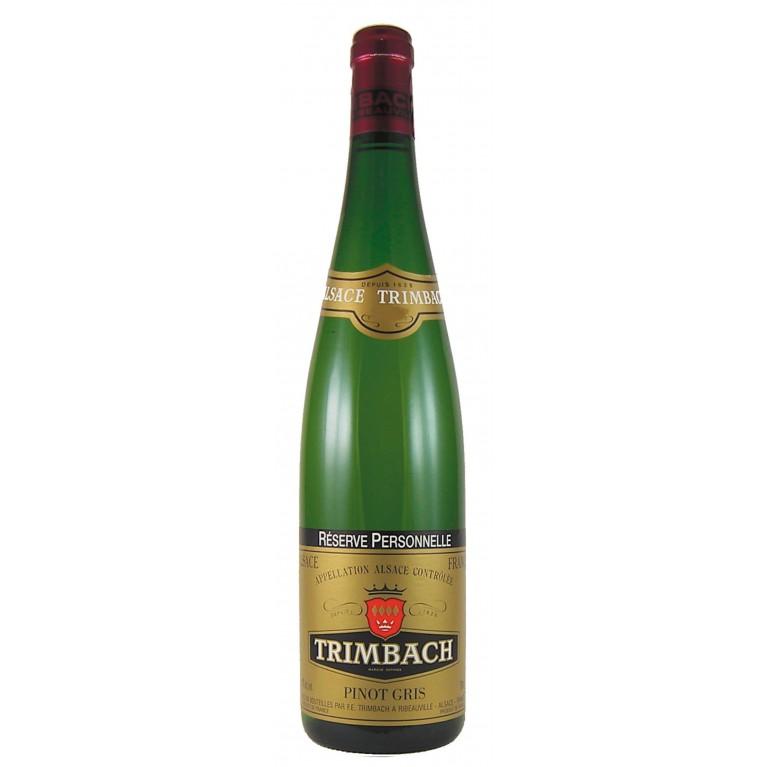 2012 Pinot Gris Réserve Personnelle trocken (Restmenge)