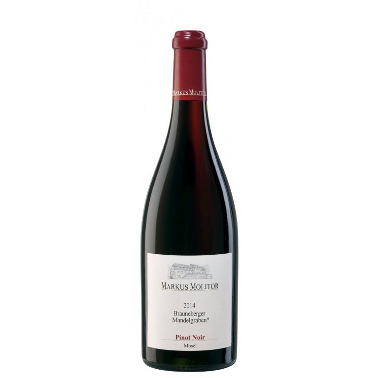 Markus Molitor Pinot Noir Brauneberger Mandelgraben * QbA trocken