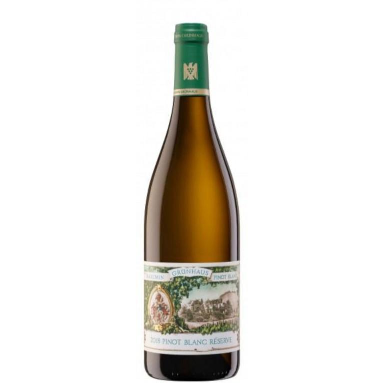 Maximin Grünhaus Pinot Blanc Réserve trocken