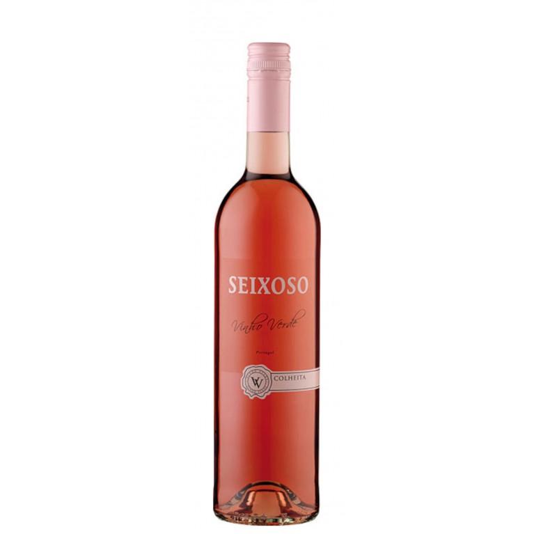 Vinho Verde Seixoso Rosado halbtrocken