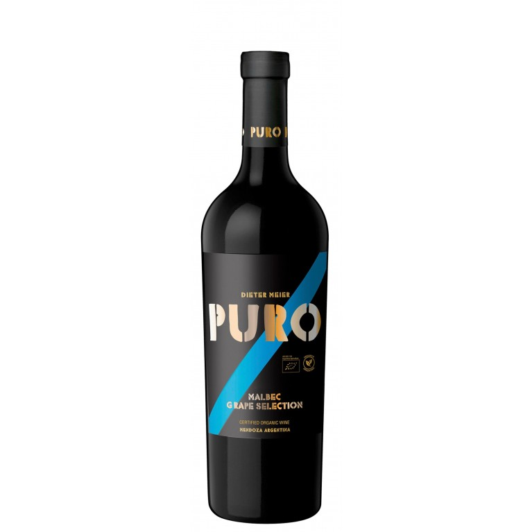 2016 Puro Malbec Grape Selection trocken - BIO
