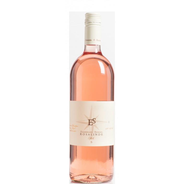 Ellermann-Spiegel Cuvée 'Rosalinde' Rosé 1L halbtrocken