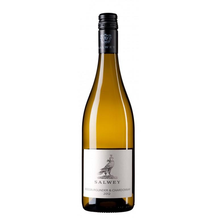 Salwey Weißburgunder und Chardonnay trocken