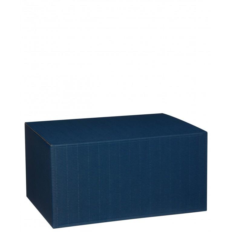Geschenkkarton 6er - saphir