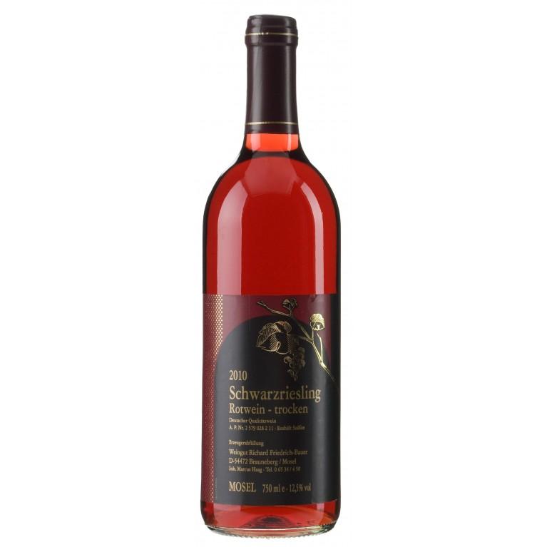 2012 Schwarzriesling Qualitätswein trocken von Weingut Friedrich-Bauer
