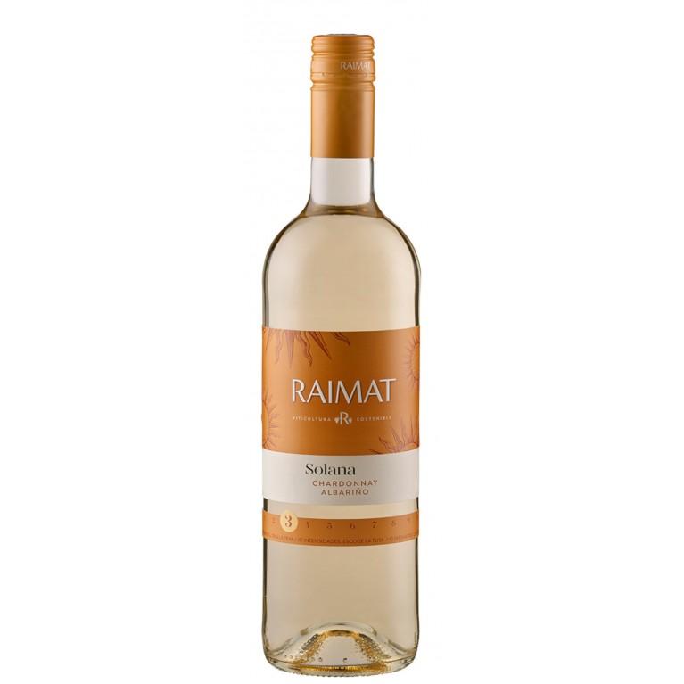 Raïmat Solana Chardonnay - Albariño trocken - BIO