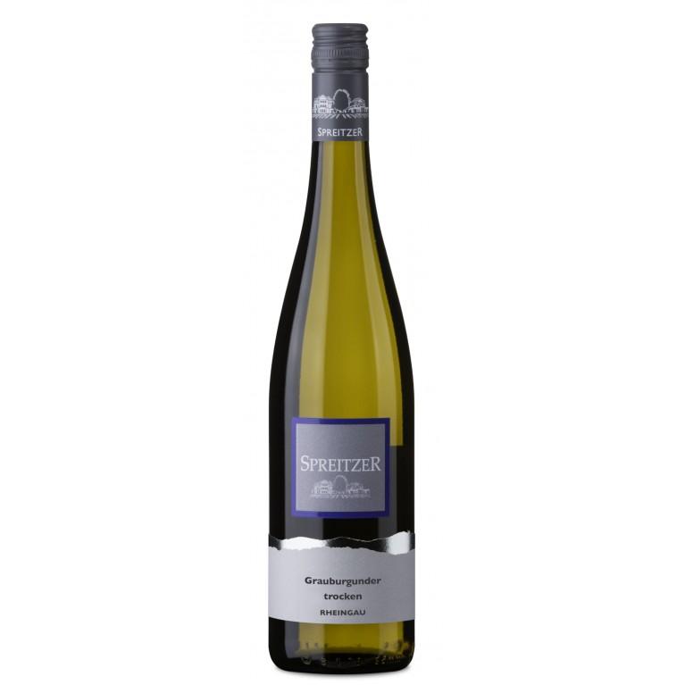 Weingut Spreitzer Grauburgunder trocken