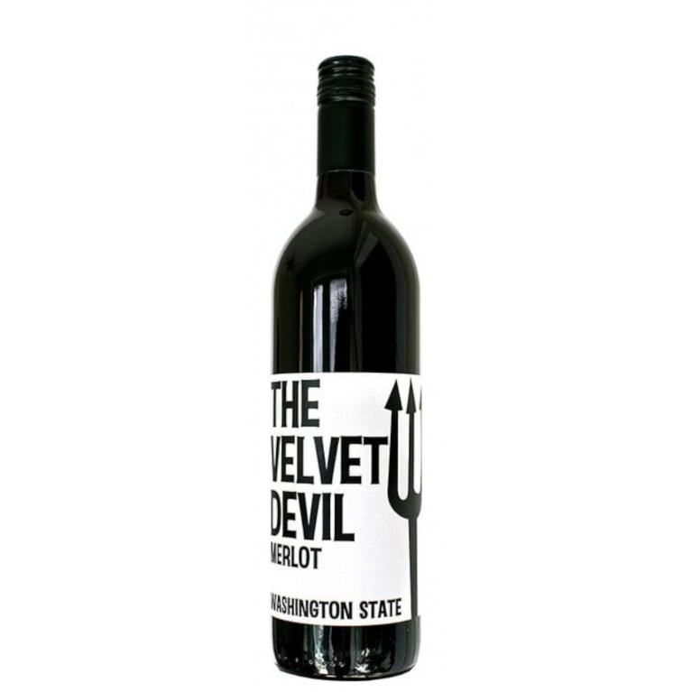 The Velvet Devil Merlot trocken