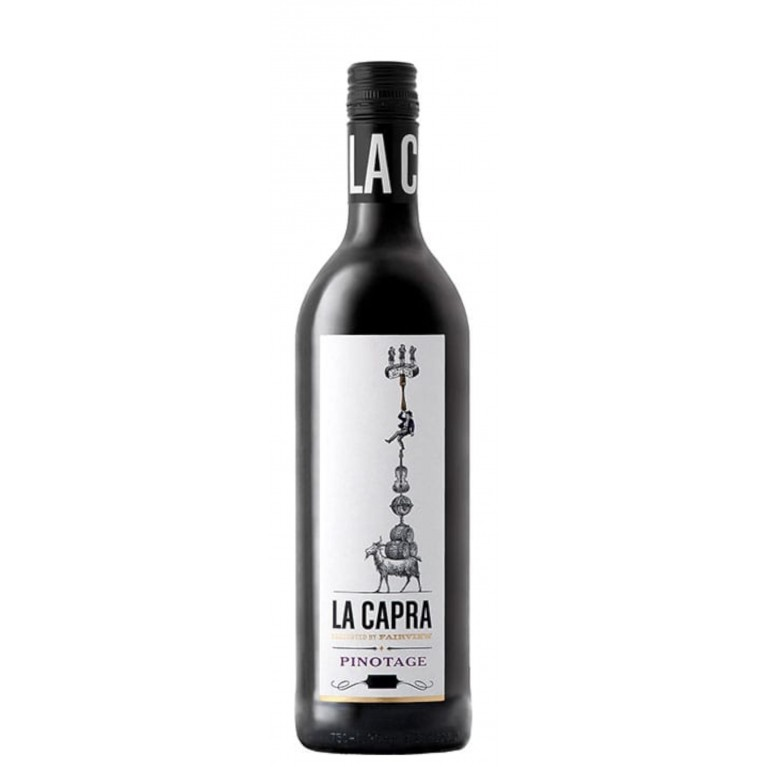 La Capra Pinotage trocken
