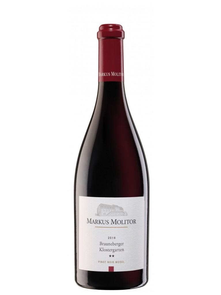 Pinot Noir Brauneberger Klostergarten** trocken