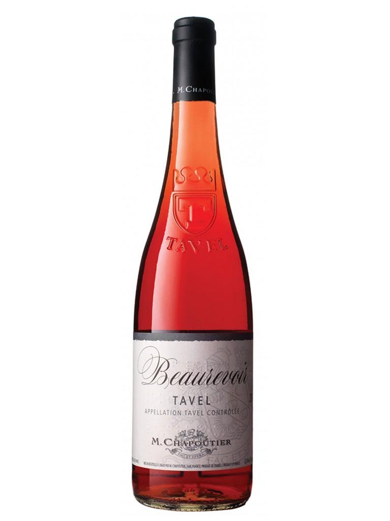 2017 'Beaurevoir' Tavel Rosé trocken