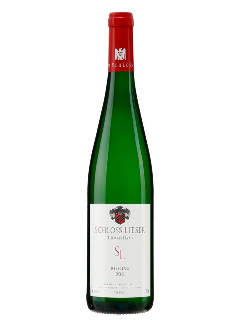 Weingut Schloss Lieser 2018 Riesling Juffer feinherb