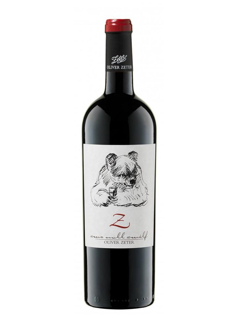 Oliver Zeter 'Z' Rotwein Cuvée trocken 2014