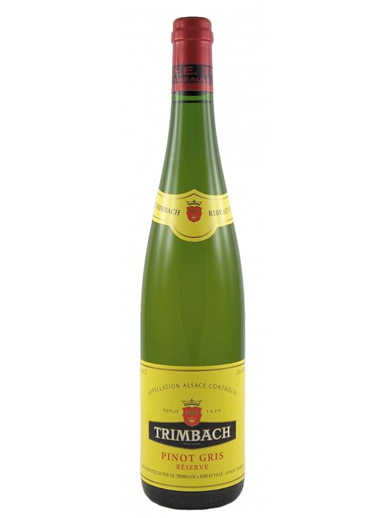 2017 Pinot Gris Réserve trocken