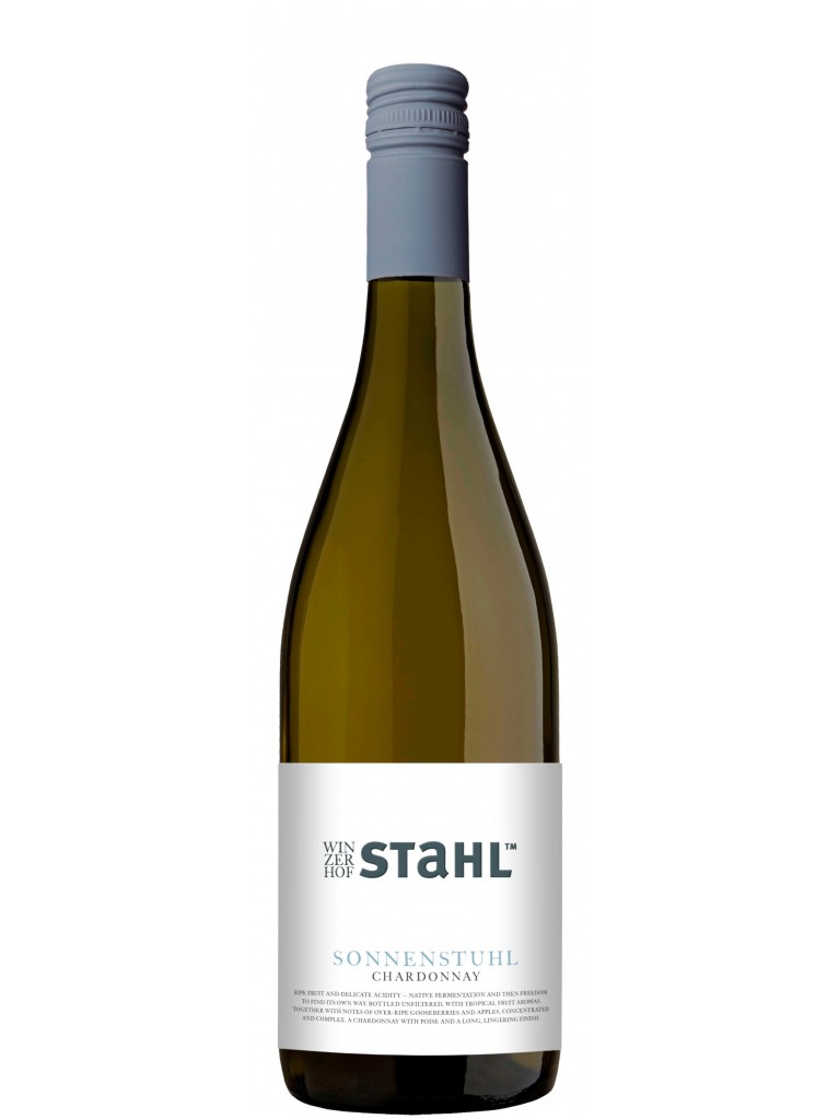 Winzerhof Stahl Sonnenstuhl Chardonnay trocken