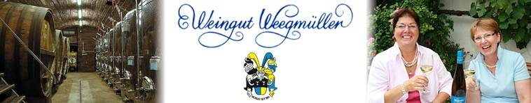 Banner Weingut Weegmueller
