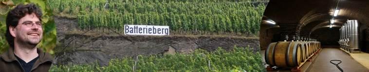 Banner Weingut Immich-Batterieberg