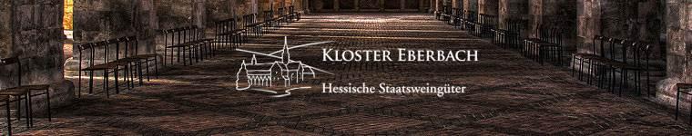 Banner Weingut Kloster Eberbach